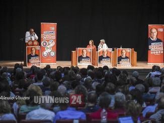 Umbria riparta da sue grandi qualità, lo ha detto Paolo Gentiloni a Foligno
