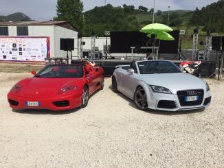 Motor Style Event a Vescia di Foligno, donne e motori motor show elegante
