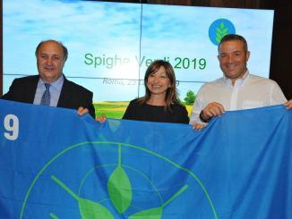 """La città di Montefalco conquista ancora il titolo """"Spighe verdi"""""""