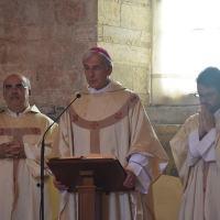 Bevagna, Monsignor Boccardo sul terzo anniversario del terremoto