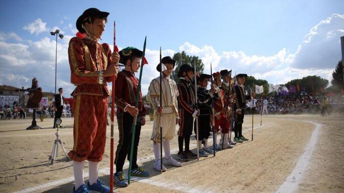 """Quintana, i magnifici cavalieri di Scafali svolgeranno la """"ProvaGenerale"""""""