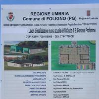 Nuova scuola San Giovanni Profiamma, consegna dei lavori, sarà pronta a giugno 2020