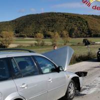 Incidente stradale ad Annifo sulla provinciale 440, ferito in codice rosso