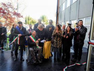 """Scuola """"Scarpellini"""" di Foligno, inaugurazione dopo due anni di ristrutturazione"""
