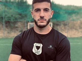 Centrocampista Edoardo Pettinelli dal Foligno all'Ellera calcio
