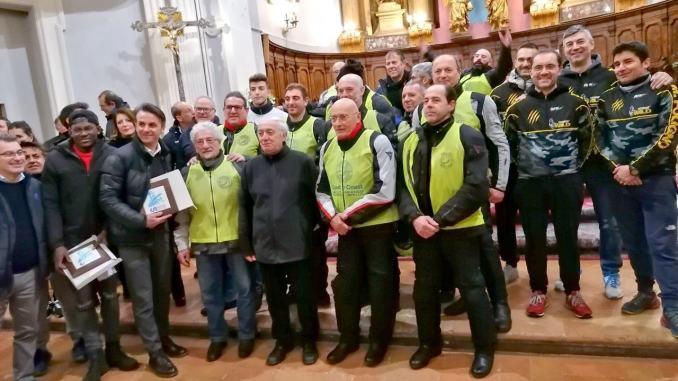 Lo sport rende omaggio a San Feliciano della Pastorale a Foligno