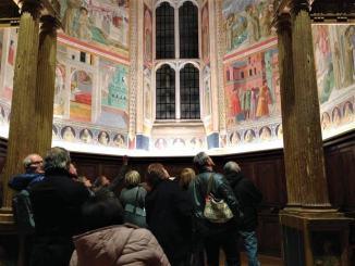 Record di affluenze al Museo di San Francesco per ammirare le opere di Benozzo Gozzoli