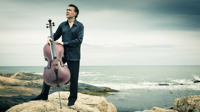 Amici della Musica Foligno, Violoncello solo con Luigi Piovano
