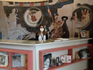 Palazzo Trinci, museo aperto dal 30 maggio al 2 giugno con ingresso gratuito