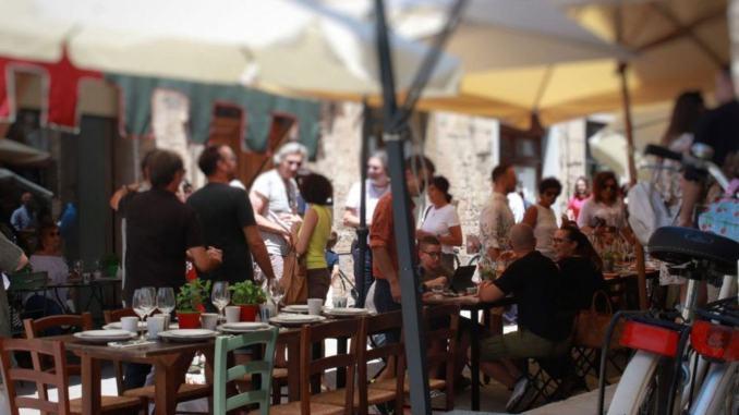 Bevagna ristoranti e bellezze a cielo aperto, il turismo a Mevania riparte