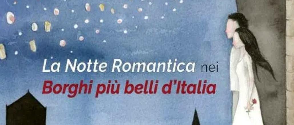 Una Notte Romantica a Montefalco per festeggiare l'amore