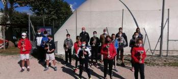 Tennis Master finale dell'Umbria Next Gen, i nuovi campioncini