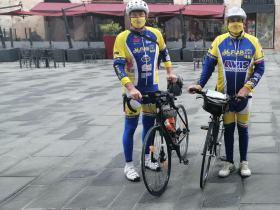 Da Ravenna a Foligno in bicicletta seguendo lo spirito di Dante