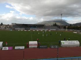 Foligno, il Cannara si conferma bestia nera: pesante sconfitta in casa (0-3)