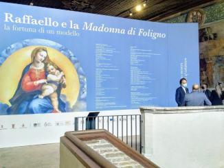 Nuove tariffe ingresso a Palazzo Trinci e mostra Raffaello
