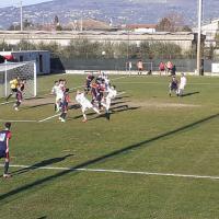 Niente da fare per i Falchetti, Il Foligno sconfitto ancora dal Cannara