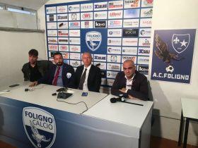 Foligno Calcio, Luca Fiorucci è nuovo presidente