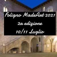 10 e 11 luglio, 'Foligno MadeArt', festival della moda e del design artigianale