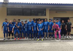 Foligno Calcio-Ostiamare 3-3 alla 34° giornata serie D, girone E