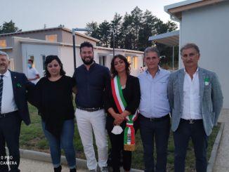 Inaugurazione del nuovo plesso scolastico a Castel Ritaldi. Becchetti: risultati eccellenti ottenuti con sacrificio e determinazione