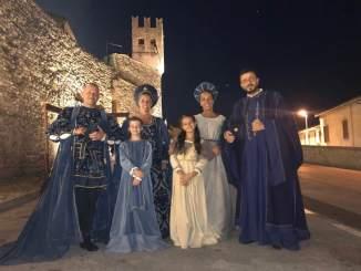 Montefalco, il quartiere San Francesco si aggiudica il Falco d'oro, l'ambito premio della Fuga del Bove assegnato mercoledì sera
