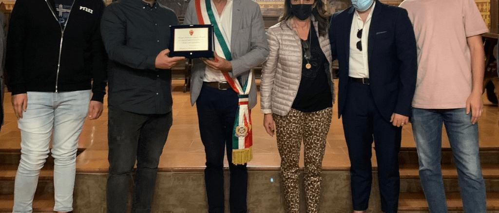 Amministrazione comunale condivide successi Gruppo storico Montefalco