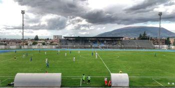 Prima giornata di campionato, Foligno perde contro Montespaccato, 0 a 1