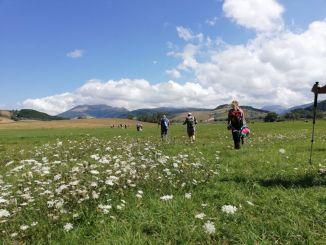 Giornata nazionale del Camminare a Colfiorito, il 10 ottobre, manifestazione nazionale promossa da FederTrek
