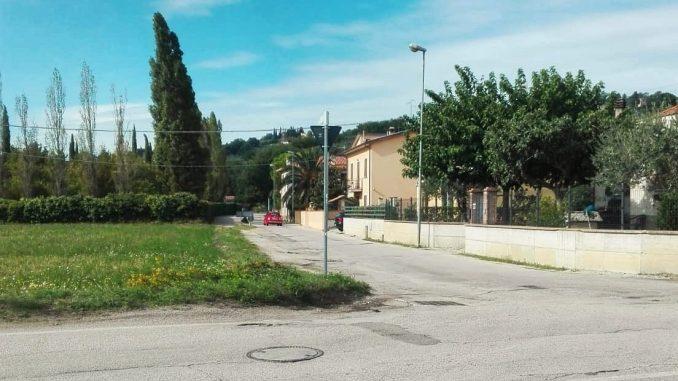 Sindaco Zuccarini su riqualificazione via della Fornacetta