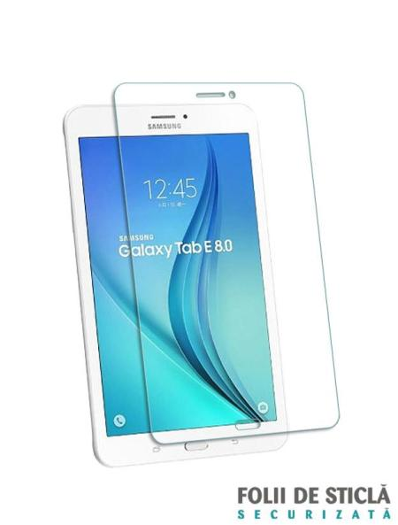 "Folie din sticla securizata pentru Samsung Galaxy Tab E 8"""