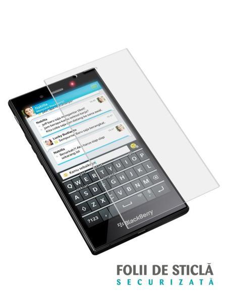 Folie din sticla securizata pentru BlackBerry Z3