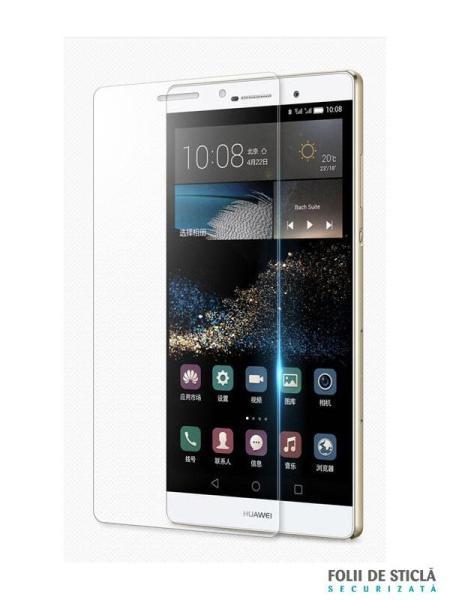 Folie din sticla securizata pentru Huawei P8 Max