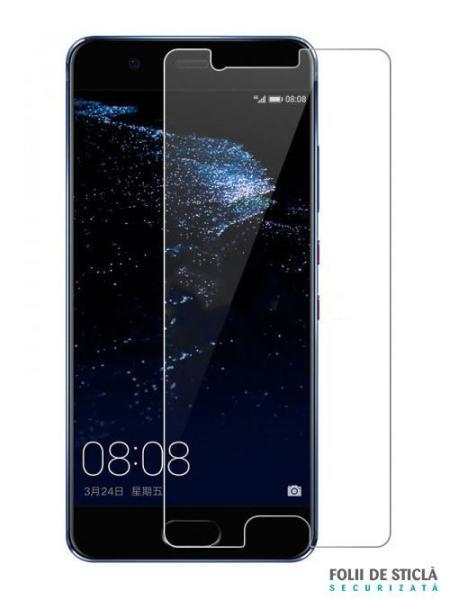 Folie din sticla securizata pentru Huawei P10 Plus