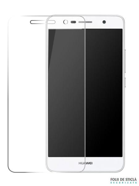 Folie din sticla securizata pentru Huawei Y6 Pro