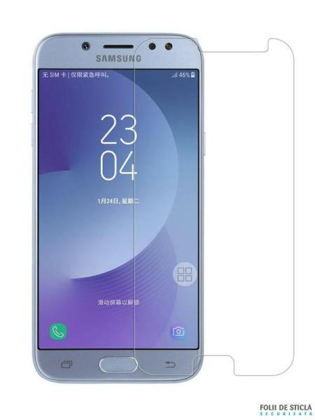 Folie din sticla securizata pentru Samsung Galaxy J7 (2017)