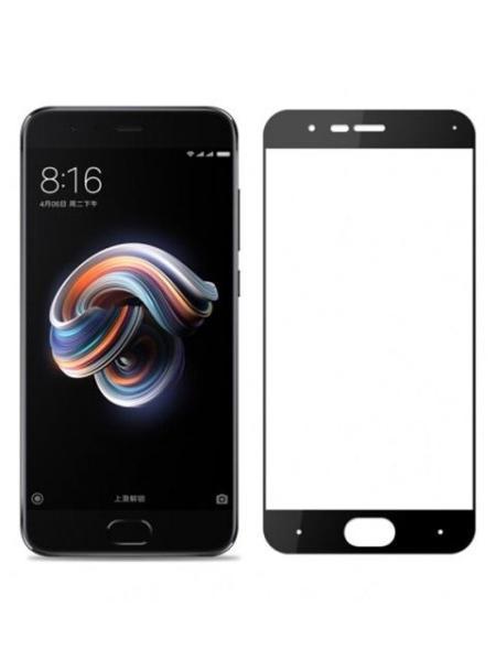 Folie Fullscreen 2.5D din sticla securizata pentru Xiaomi Mi Note 3 NEGRU