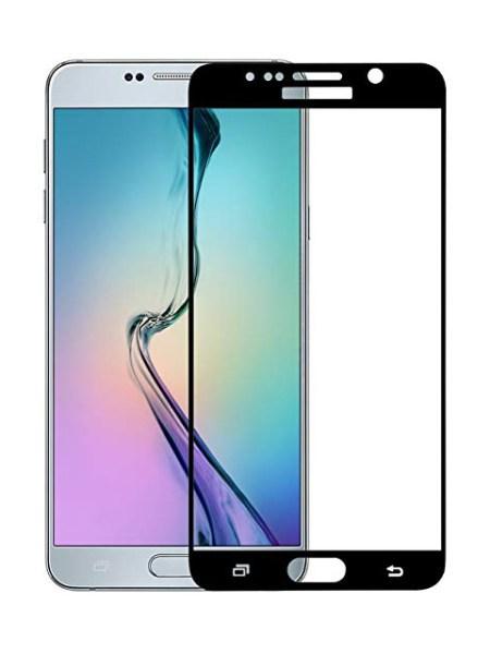 Folie Fullscreen 2.5D din sticla securizata pentru Samsung Galaxy Note 5 NEGRU