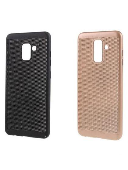 Husă slim tip mesh pentru Samsung Galaxy A6 (2018)
