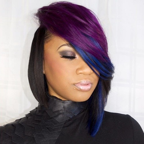 20 Short Weave Hairstyles You Can Easily Copy Page 4