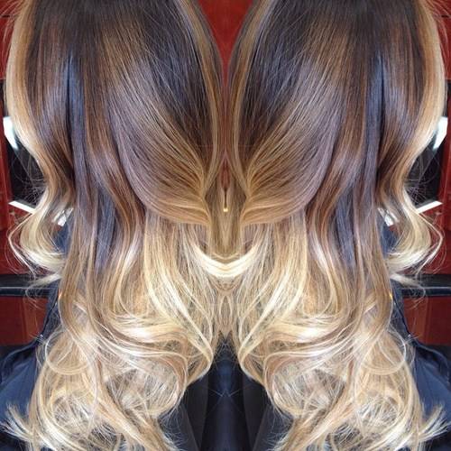40 Glamorous Ash Blonde And Silver Ombre Hairstyles Page