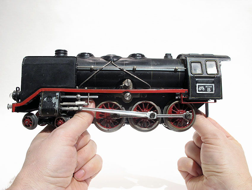 Märklin steam engine, anno 1936