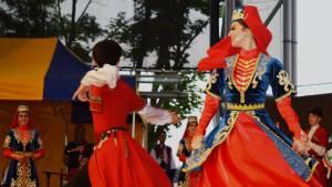 Детский ансамбль танца «Дети гор» г. Владикавказ в 2016 году побывал на гастролях во Франции, в Польше