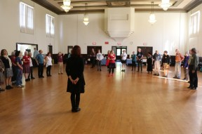 Polish dance workshop with Julie East