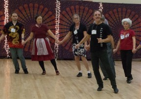 Bata Marčetić Serbian Dance Workshop