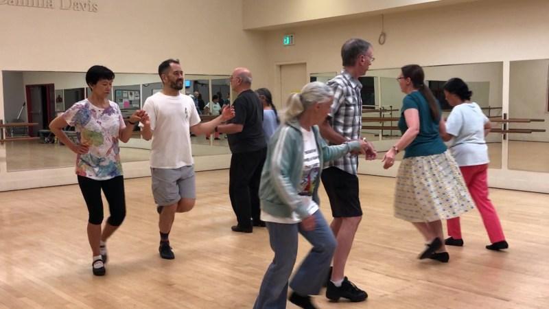 Davis International Folkdancers