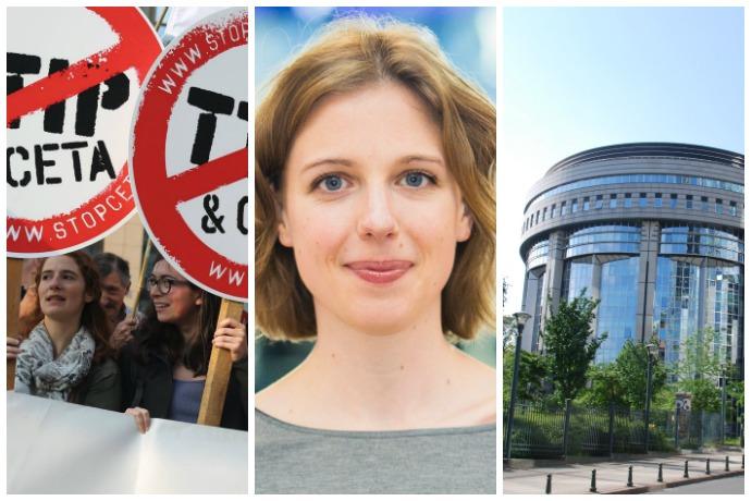 Stillingsopslag: Praktik For Rina Ronja Kari I EU-parlamentet I Bruxelles