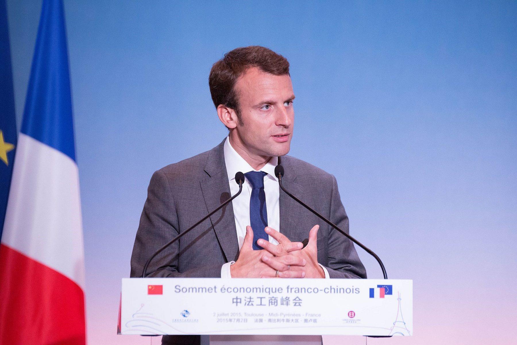 Macron Og Merkel Bebuder Reformer Af EU Og Eurozonen