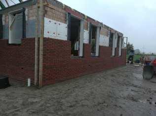 Nieuw metselwerk Friesland