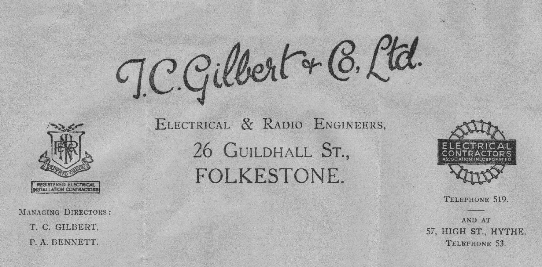 Folkestone Amp District Local History Society