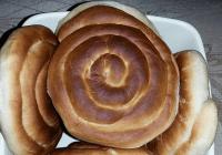 Pan de Coco Asado al estilo de la Costa Abajo